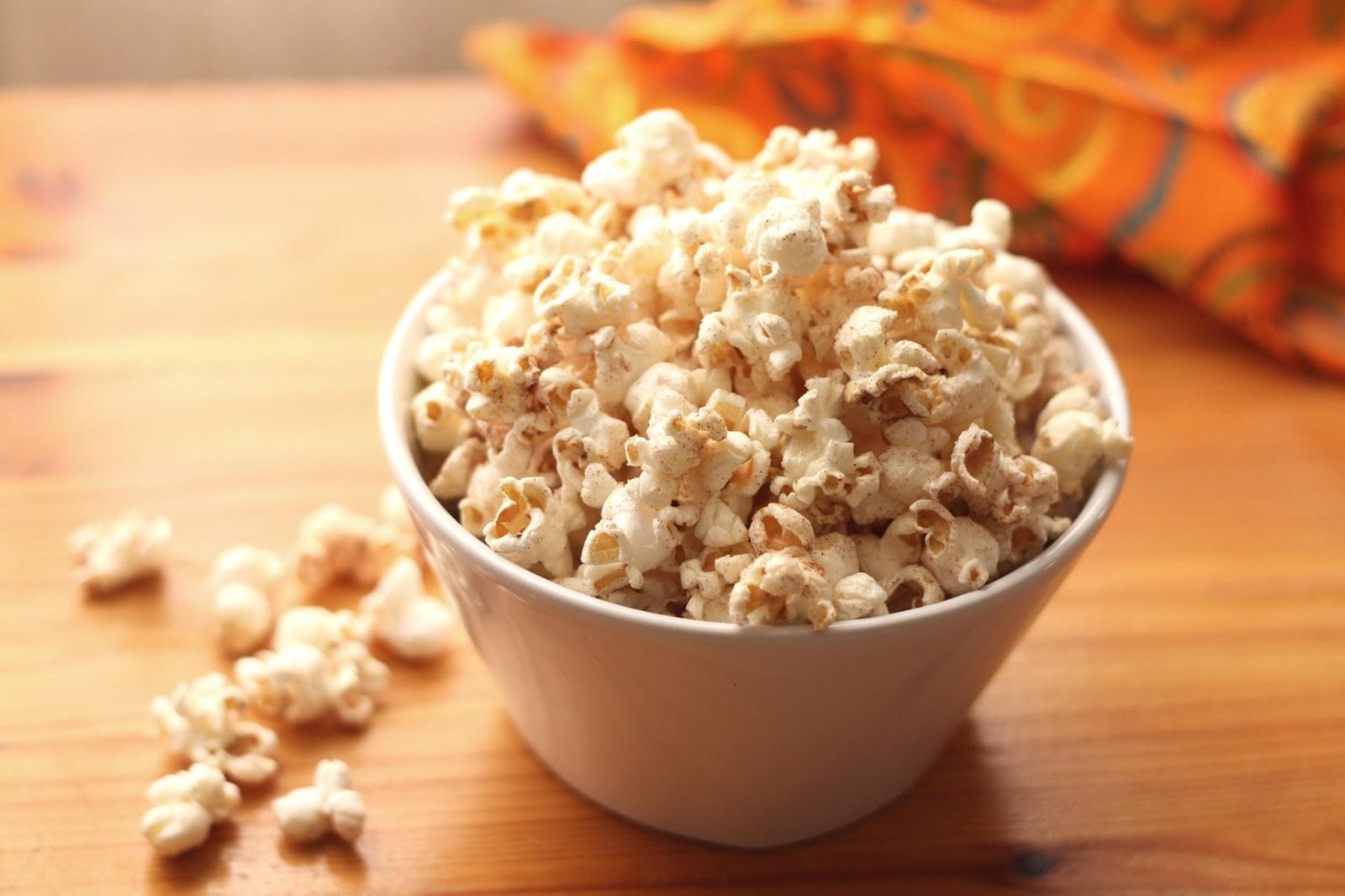 Popcorn Salty