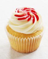 Lemon&Raspberry cupcakes